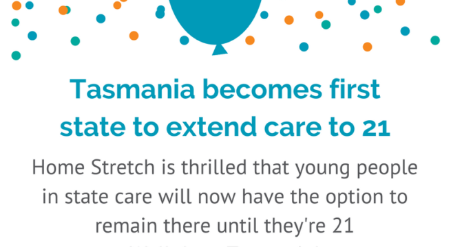 First state Government to extend care to 21 years in Australia