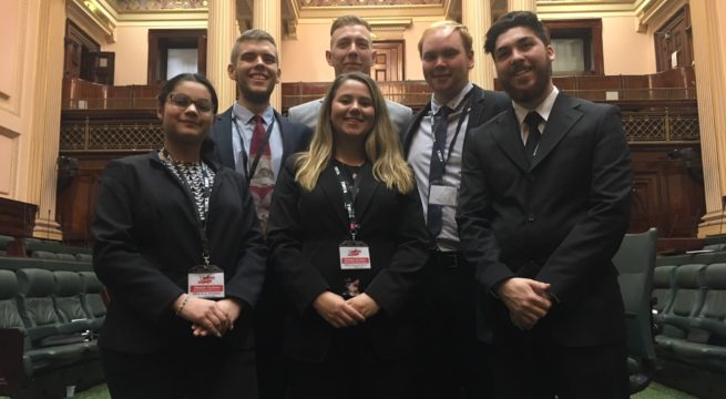 Mildura Youth Parliament: Young advocates have their say