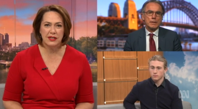 ABC News Breakfast