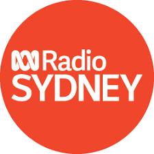 Indira Naidoo for ABC Radio Sydney Afternoons with Paul McDonald